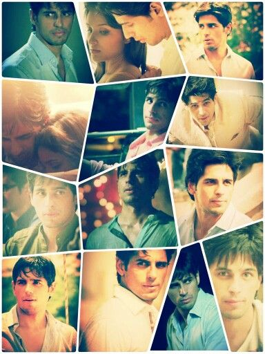 Sidharth Malhotra Hasee toh phasee collage