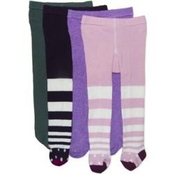 Tights are the must have accessory for any baby girl this winter.  These gorgeous Jack & Milly designs will go well with just about any dress or skirt.   Sizes 000 & 00.