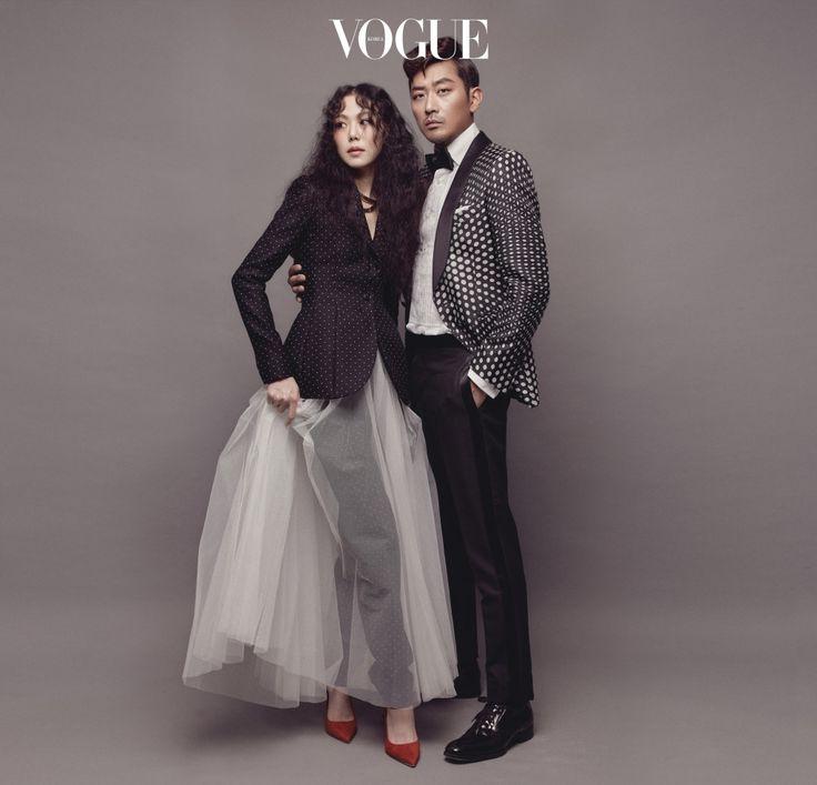 Kim Min Hee, Ha Jung Woo and Kim Tae Ri - Vogue Magazine June Issue '16
