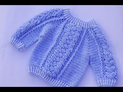 Gorros en punto serpentina tejidos a crochet - Tejiendo Perú - YouTube