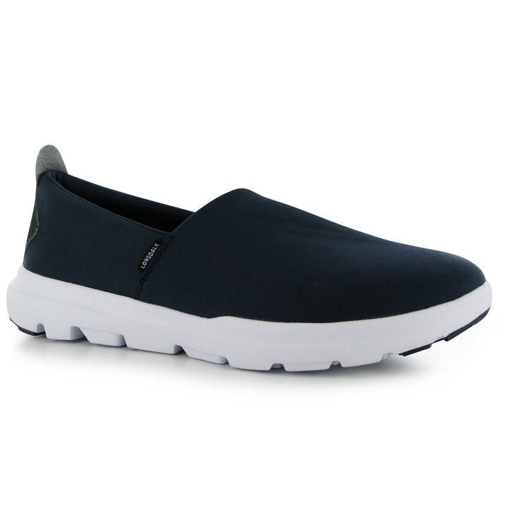 Lonsdale | Lonsdale Mercury Mens Slip On Trainers | Mens Trainers