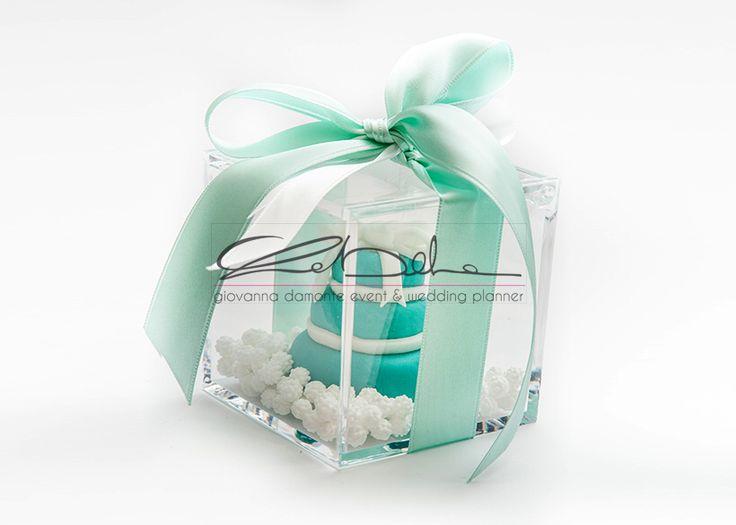 Mini cake in pasta di zucchero