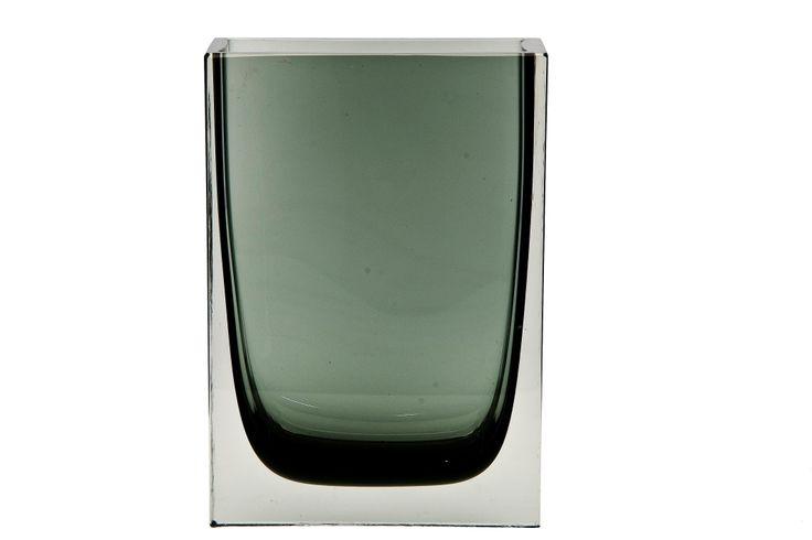 Glass vase by Kaj Franck, Finland
