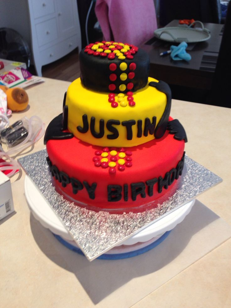 7 Best Aboriginal Cakes Images On Pinterest Cake