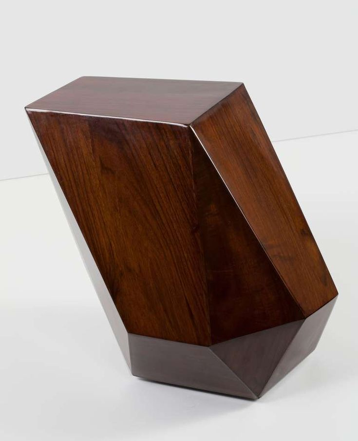 """""""Emerald"""" Contemporary Side Table by Achille Salvagni image 2"""