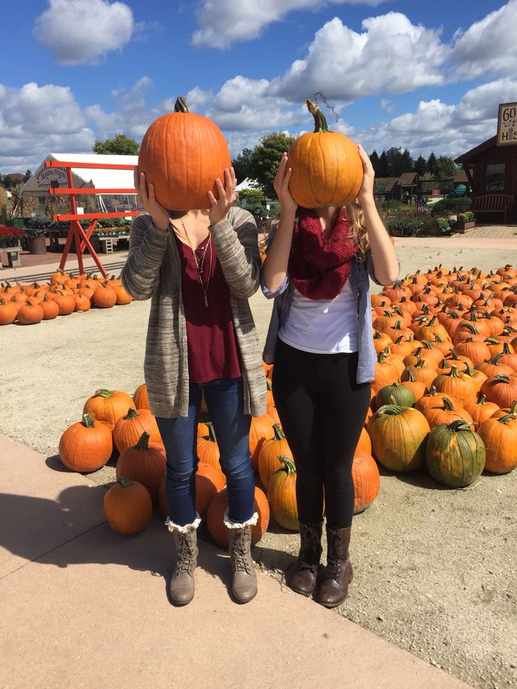 Pumpkin patch outfits