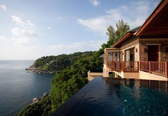 A stunning Suite with private terrace and swimming pool in a five-star hilltop hideaway