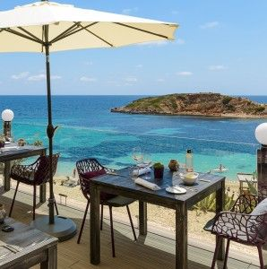 Lila - Restaurant auf Mallorca
