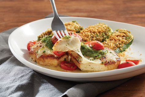 "Chicken Margherita - Olive Garden unveils new 'Tastes of the Mediterranean"" menu - The Artful Gourmet :: NYC Food Stylist + Photographer"