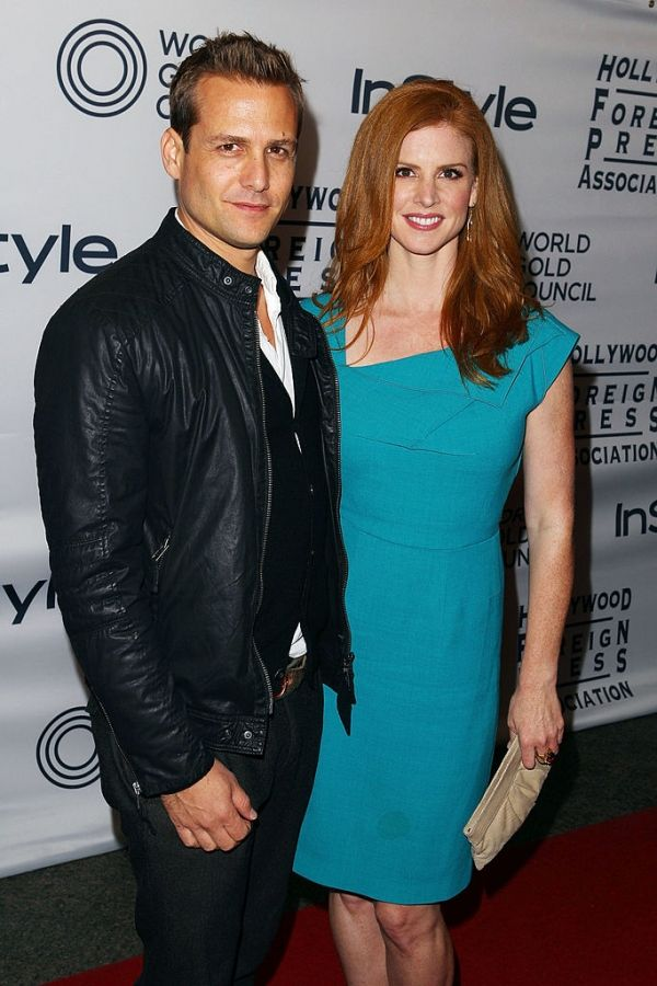 'Suits' Season 5: Sarah Rafferty Gabriel Macht Talk About Show's Possible Last Season #news #fashion