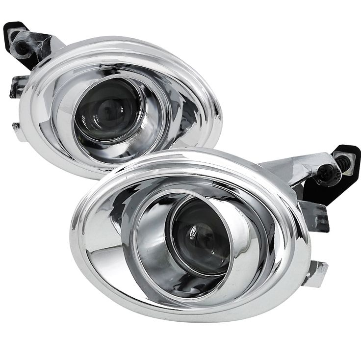 Bmw M3 E46 2001-2006 Clear Projector Fog Lights