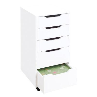 Recollections Mobile 5-Drawer Organizer | Craft Storage | Pinterest