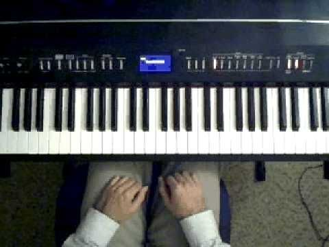 how to write a rock song on piano
