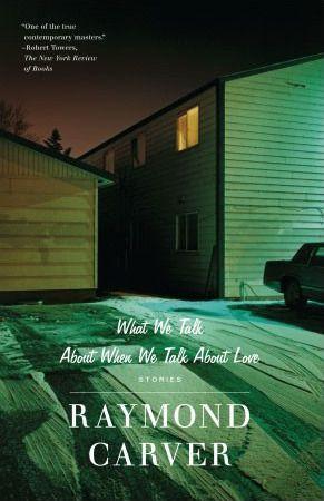 #recomiendoleer De que hablamos cuando hablamos del amor, Raymond Carver. De esos libros que te cambian la vida.
