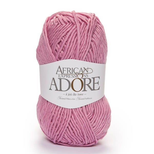 Colour Adore Light pink, Chunky weight,  African expressions 8039, knitting yarn, knitting wool, crochet yarn, kid mohair yarn, merino wool, natural fibres yarn.