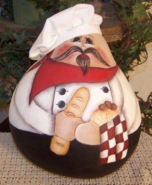 Gourd chef