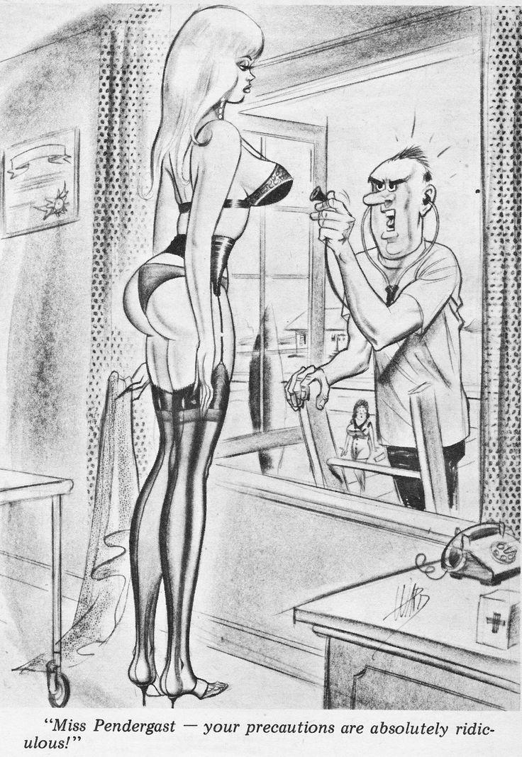 68 Cartoons - Bill Ward - Toons - craig