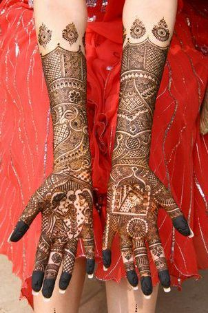 Rakesh Bridal Mehendi Artist Info & Review | Mehendi Artists in Delhi | Wedmegood