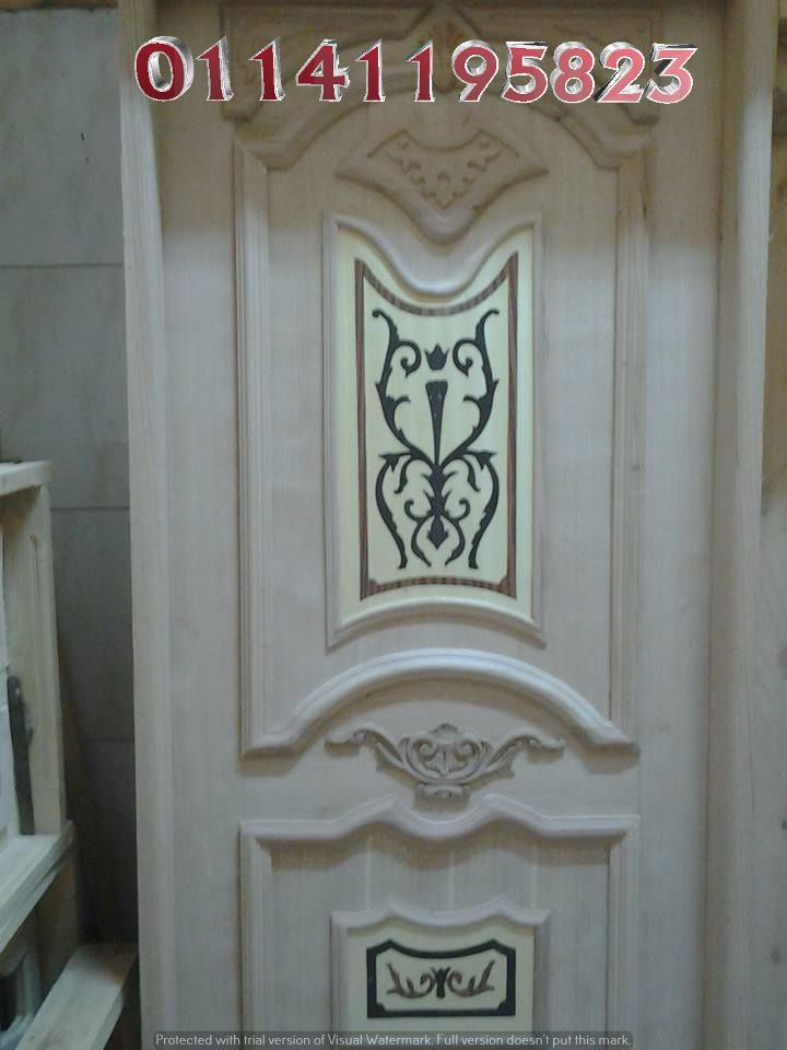 اشكال ابواب خشب داخلية Wood Doors Interior Wooden Doors Doors Interior