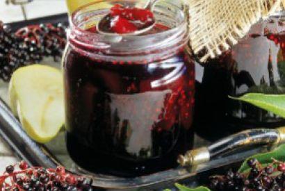 Zdravé sladké maškrtenie - džemy