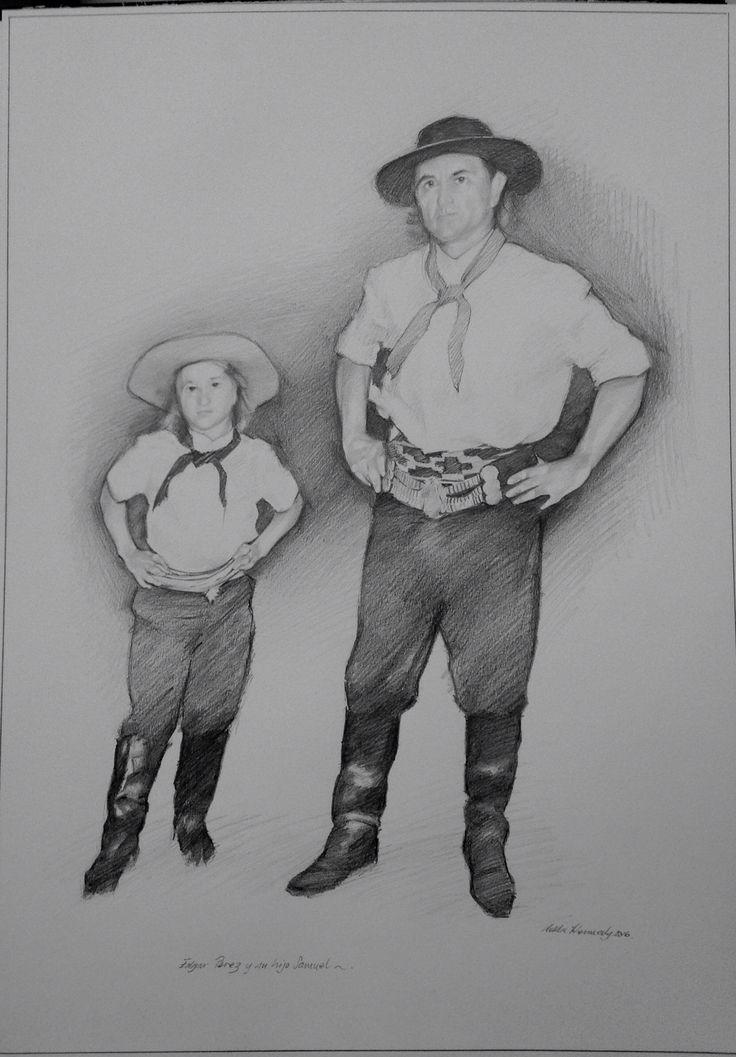 Edgar and Samuel Perez