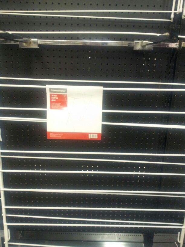 Clothes air dryer - Kmart (brand optional)