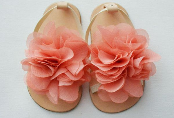 Summer sandals for baby girls by Kellseys
