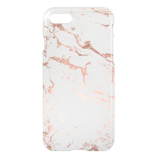 iphone 7 cases marble rose gold
