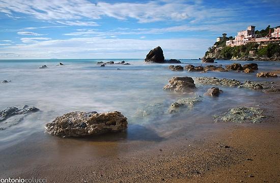 quercetano bay castiglioncello tuscany coast  http://www.albergo-miramare.it