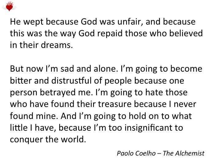 Quotes from The Alchemist