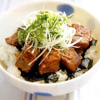 まぐろのごま風味づけ丼   河合真理さんのどんぶりの料理レシピ   プロの簡単料理レシピはレタスクラブニュース