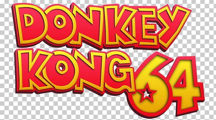 Donkey Kong 64 Gorilla Mario Series Dk Rap Png Area Banner Brand Donkey Donkey Kong Donkey Kong Donkey Kong 64 Donkey