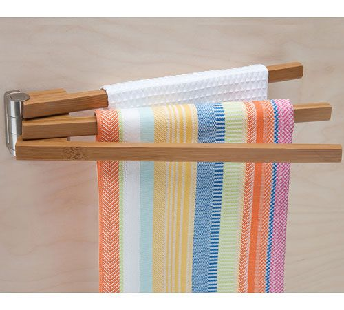 Best 25 Kitchen Towel Rack Ideas On Pinterest Easy