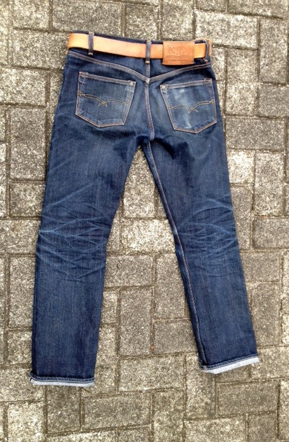 Oldblue Co. Deep Indigo (courtesy of willgoz)
