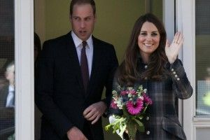 Three push presents for royal mommy Kate Middleton