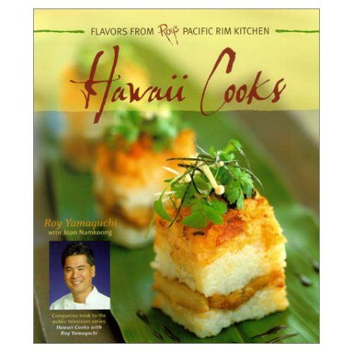 Roy Yamaguchi - A 2016 Hale Aina Award favorite, founding chef: Hawaii Regional Cuisine, owner - Roy's Restaurants of Hawaii.