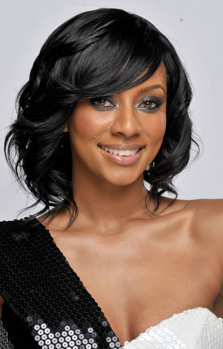 61 best short hair images on pinterest | hairstyles, keri hilson