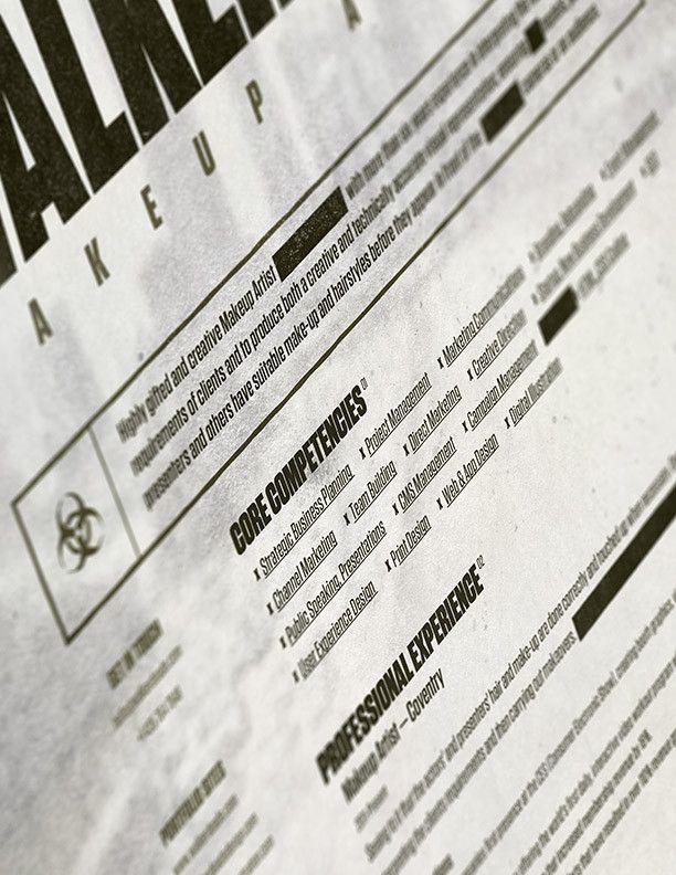 8 best themed resume designs images on pinterest design resume
