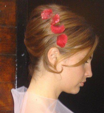 Coiffure mariée - Cheveux courts ou mi long - Photo 36