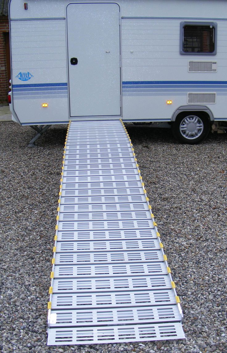 Used Handicap Accessible Travel Trailers