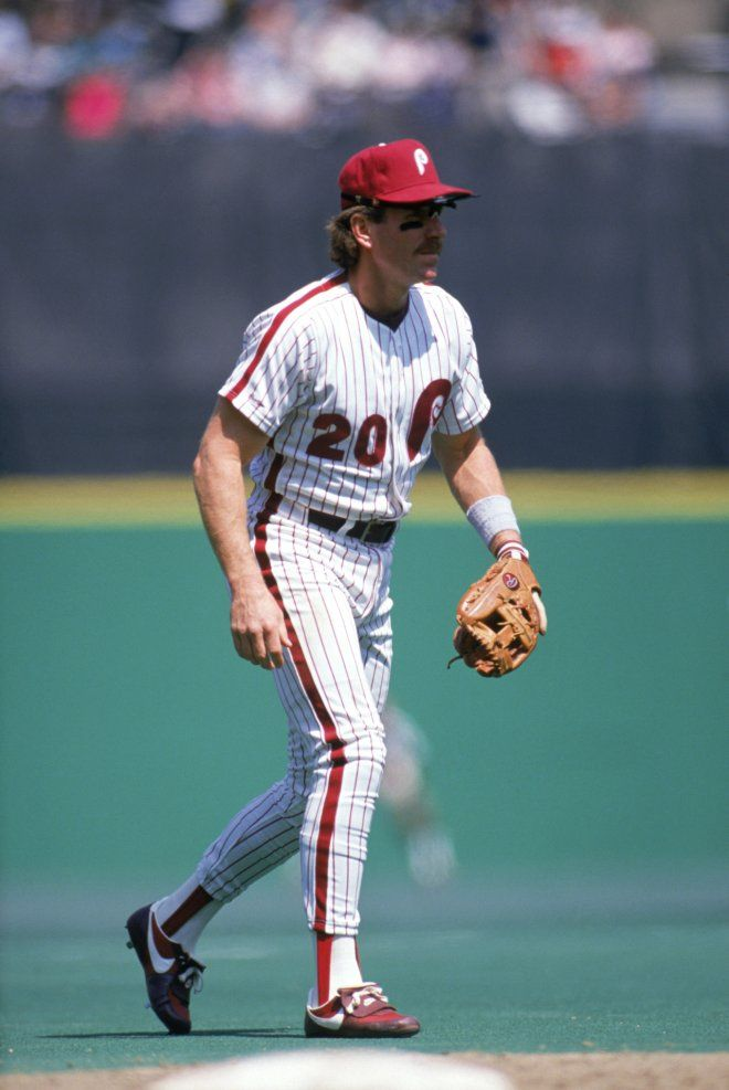 Mike Schmidt This slick-fielding third baseman led the NL in home runs eight times.