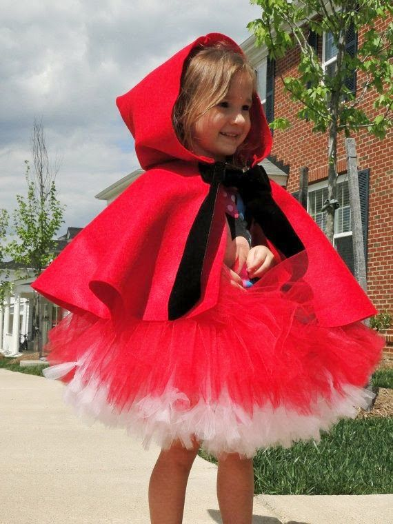 disfraz de caperucita roja