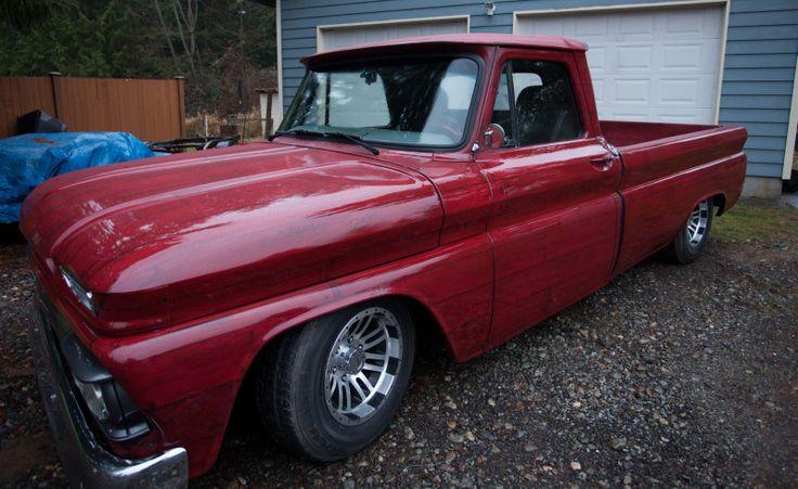 Chevrolet C 10 2 Door | eBay