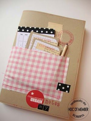 Notebook with tutorial by Robi. Cute!