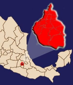mapa del distrito federal mexico | Criptograma Noticias: Hombre logra escapar de secuestradores en ...