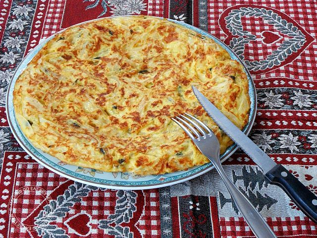 ITALIANS DO EAT BETTER: FRITTATA DI CIPOLLE