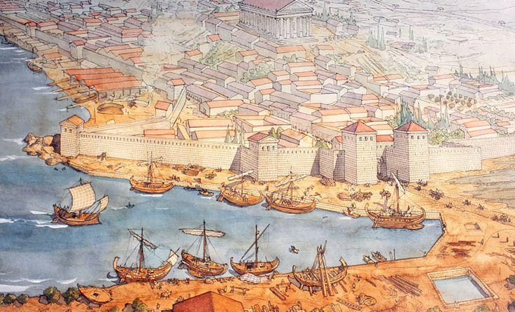 El Viaje en la Antigüedad. Piteas de Massalia – rincondelpasado