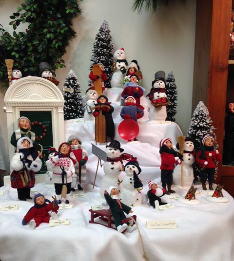 17 Best Images About Byers Choice Carolers On Pinterest: 75 Best Images About Byers' Choice Carolers