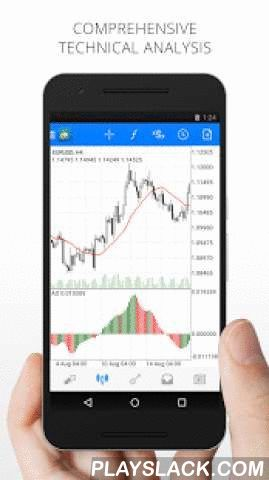 MetaTrader 4  Android App - playslack.com ,  Trade Forex from your smartphone or tablet!MetaTrader 4 is the world's most popular Forex trading platform. Choose from hundreds of brokers and thousands of servers to trade with your MetaTrader 4 Android app. Control your account, trade and analyze the Forex market using technical indicators and graphical objects.TRADING* Real-time quotes of financial instruments* Full set of trade orders, including pending orders* All types of trade execution…