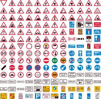 British Road Signs And Meanings Usefull Pinterest